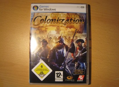 CivIV: Colonization