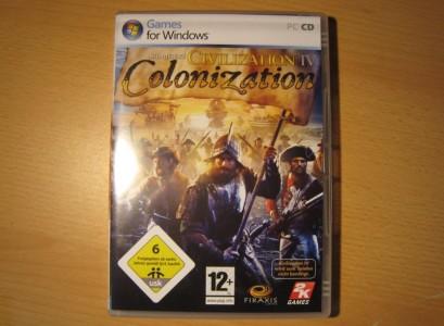 CivIV: Colonization