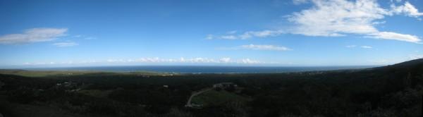 Blick auf Sea View